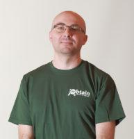 Berényi Viktor a Jobtain Kft ügyfélszolgálat vezetője